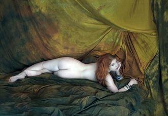 artistic nude sensual photo by photographer alavi