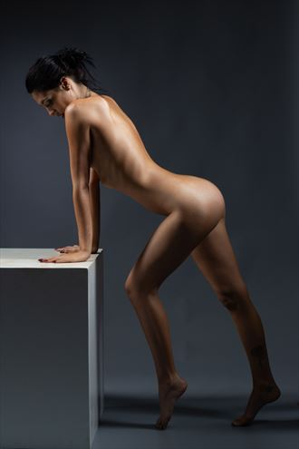 artistic nude sensual photo by photographer art studios huck