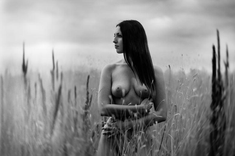artistic nude sensual photo by photographer atzachgold
