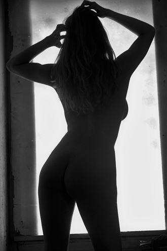 artistic nude sensual photo by photographer badgoatfoto