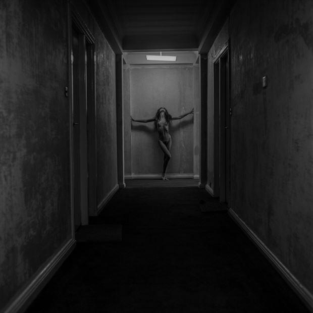 artistic nude sensual photo by photographer christopher john ball
