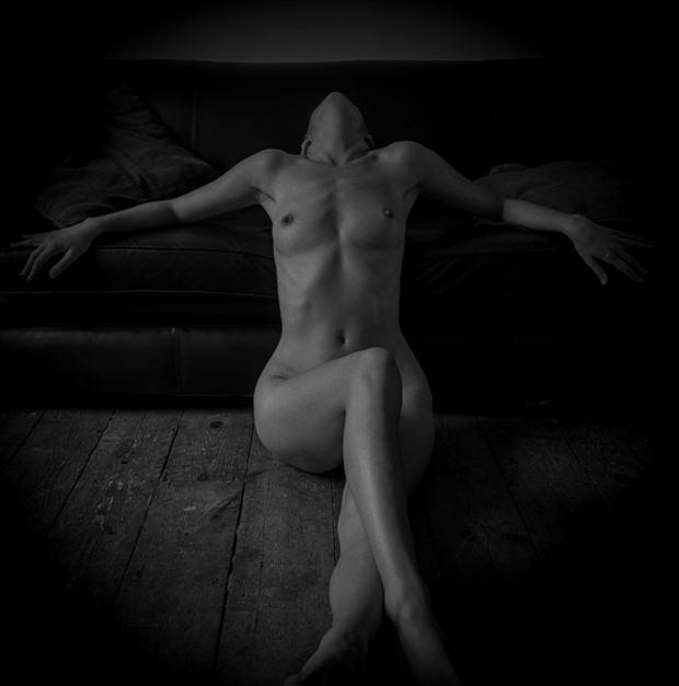 artistic nude sensual photo by photographer christopherjohnball