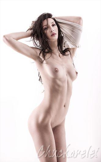 artistic nude sensual photo by photographer chuckarelei