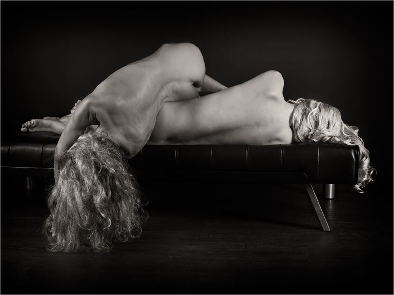 artistic nude sensual photo by photographer dave belsham