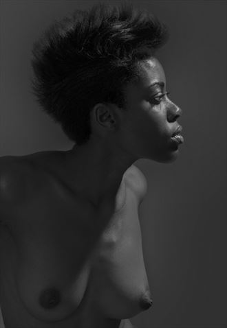 artistic nude sensual photo by photographer dcp