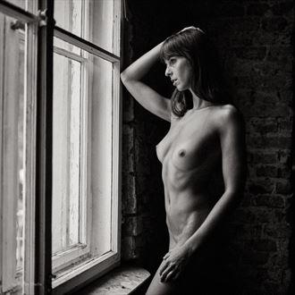 artistic nude sensual photo by photographer drachenphoto