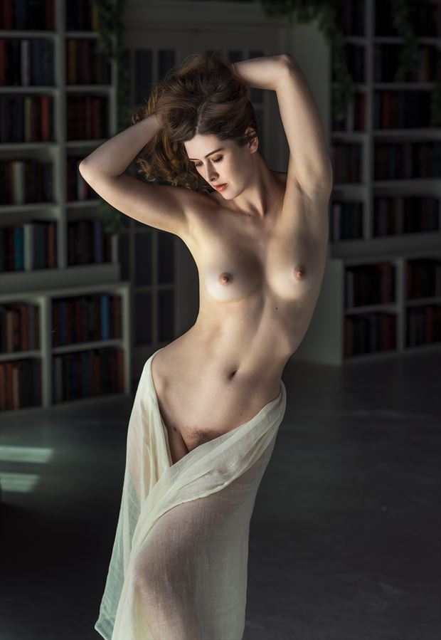 artistic nude sensual photo by photographer ellis