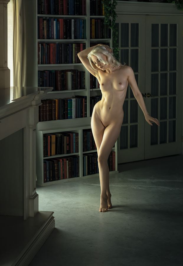 artistic nude sensual photo by photographer ellis