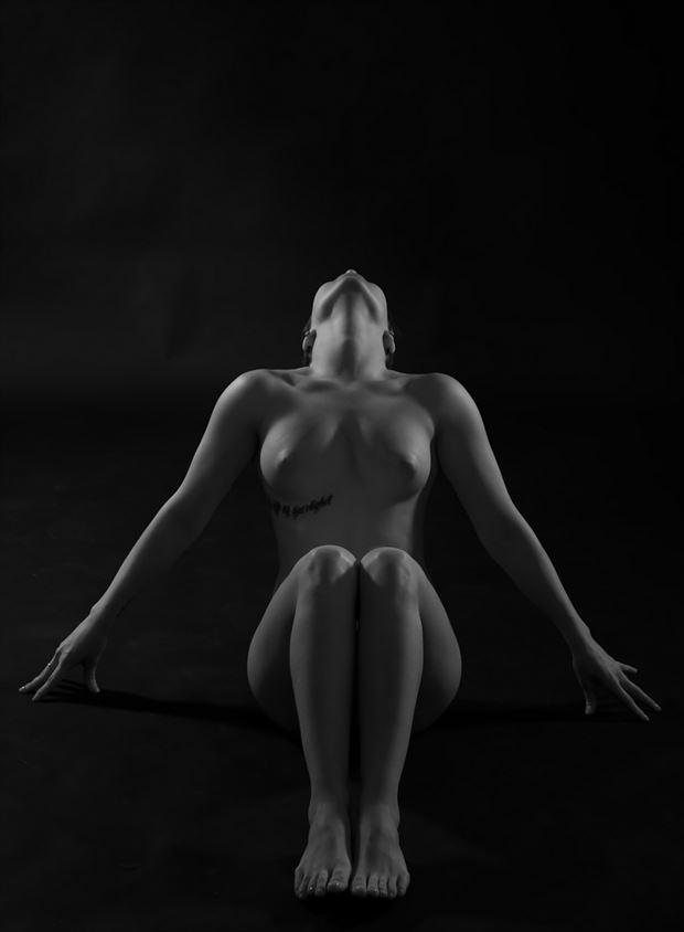 artistic nude sensual photo by photographer jim dokken