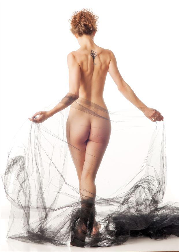 artistic nude sensual photo by photographer johngoyer