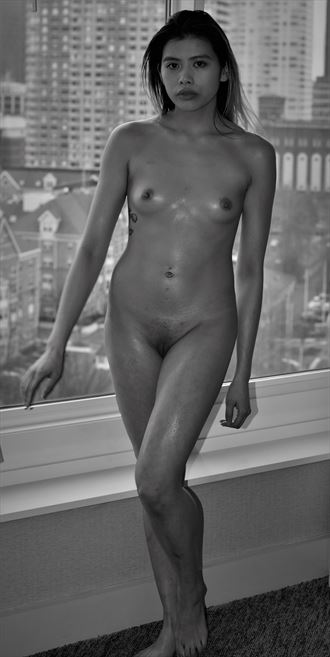 artistic nude sensual photo by photographer kris