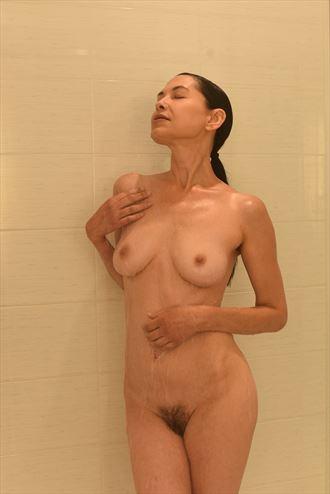 artistic nude sensual photo by photographer kris