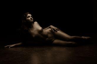 artistic nude sensual photo by photographer lee david