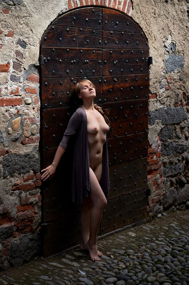 artistic nude sensual photo by photographer mick gron