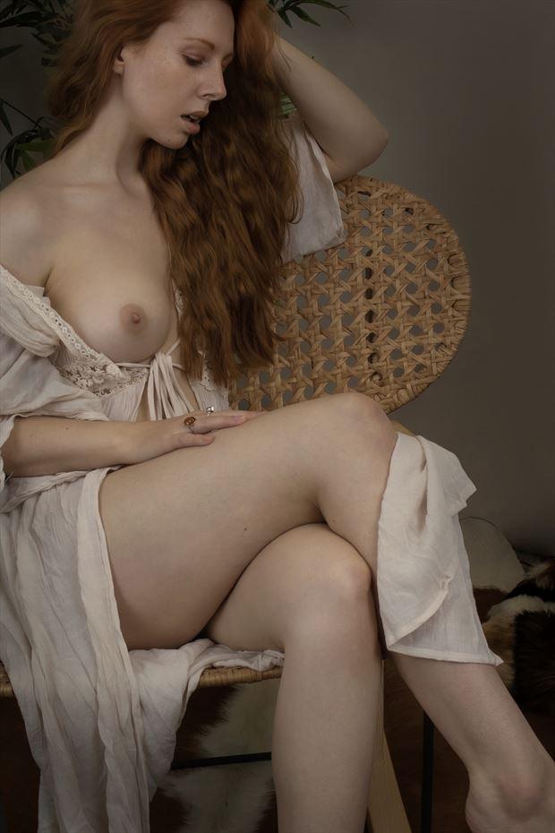 artistic nude sensual photo by photographer mikeleblancphotoart