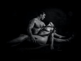 artistic nude sensual photo by photographer nikzart