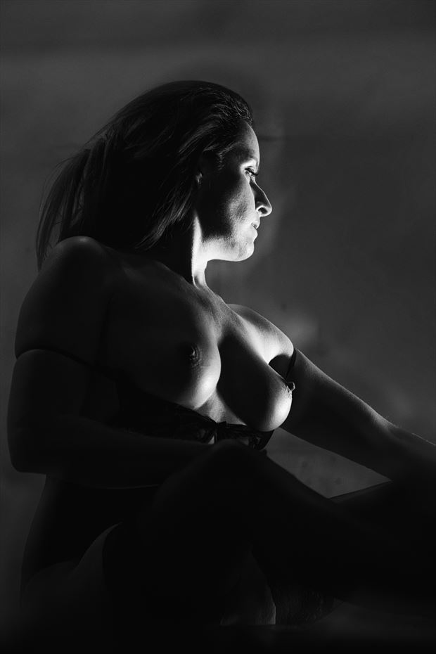 artistic nude sensual photo by photographer obaxe arts