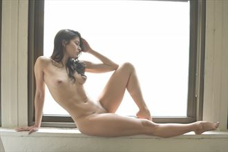 artistic nude sensual photo by photographer scene and shot