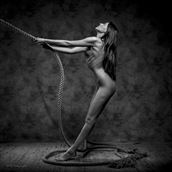 artistic nude sensual photo by photographer stopher002