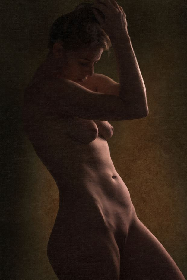 artistic nude sensual photo by photographer tfa photography