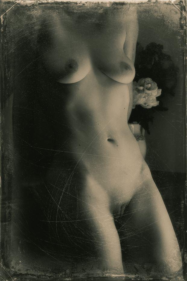 artistic nude sensual photo by photographer tfa photography