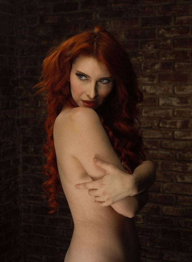 artistic nude sensual photo by photographer zames curran