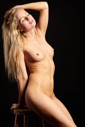 artistic nude studio lighting artwork by photographer donbodat
