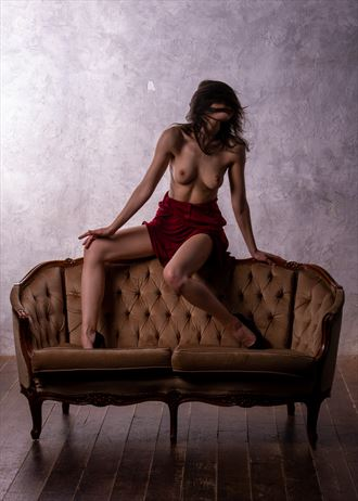 artistic nude studio lighting artwork by photographer jwizzi