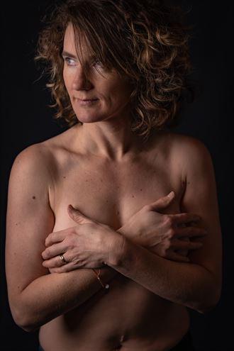 artistic nude studio lighting artwork by photographer marshallart