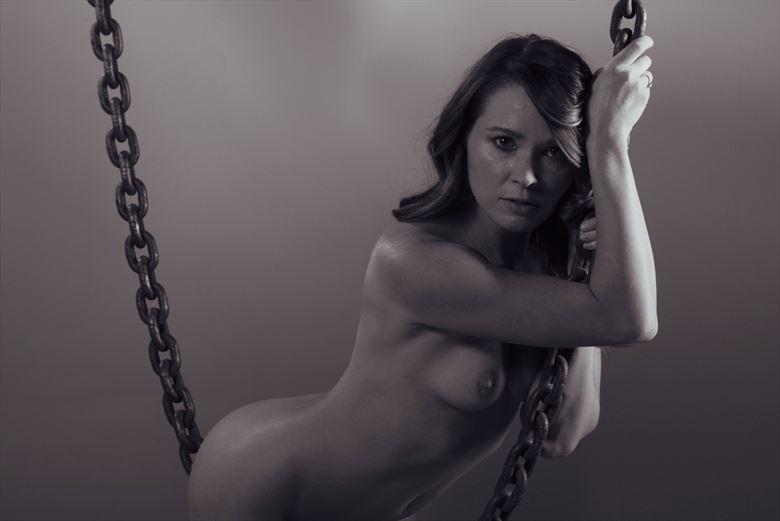 artistic nude studio lighting photo by model missmissy
