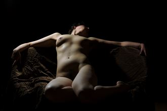 artistic nude studio lighting photo by photographer adero