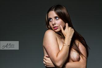 artistic nude studio lighting photo by photographer allure photo