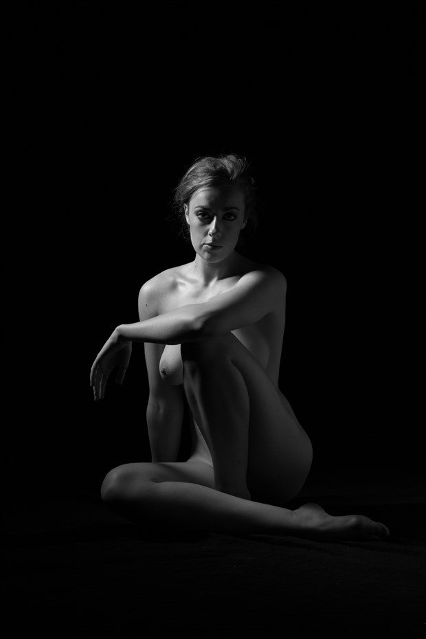 artistic nude studio lighting photo by photographer andyn