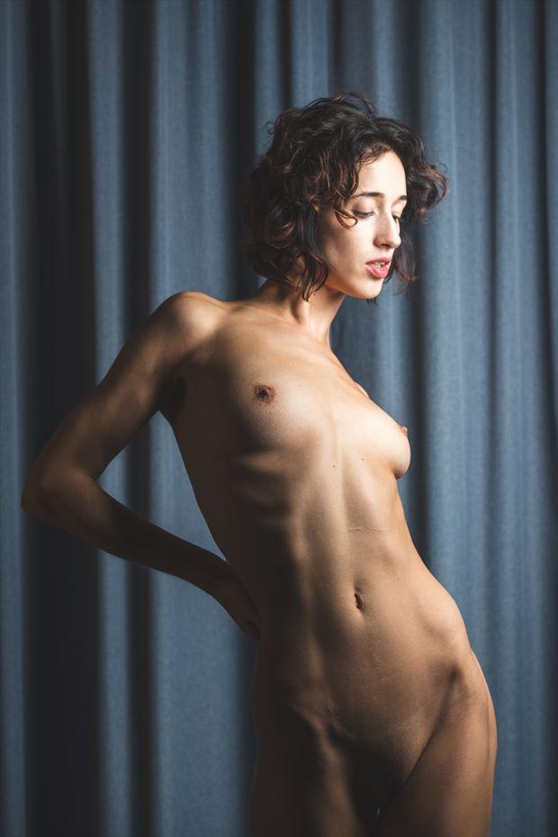 artistic nude studio lighting photo by photographer james p williamson