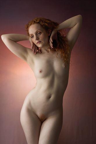 artistic nude studio lighting photo by photographer kayakdude