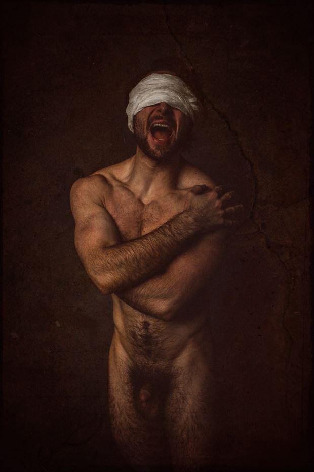 artistic nude studio lighting photo by photographer kengehring