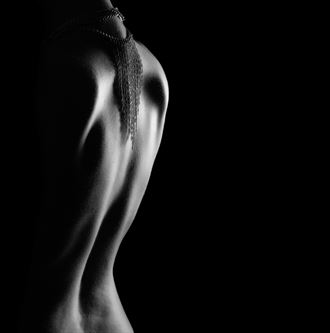 artistic nude studio lighting photo by photographer meiers