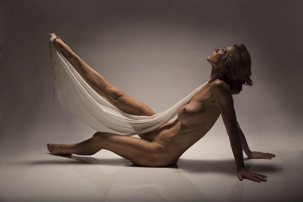 artistic nude studio lighting photo by photographer milchuk