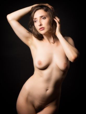 artistic nude studio lighting photo by photographer nine80photos