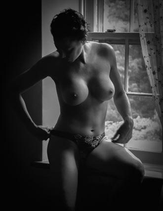 artistic nude studio lighting photo by photographer paka