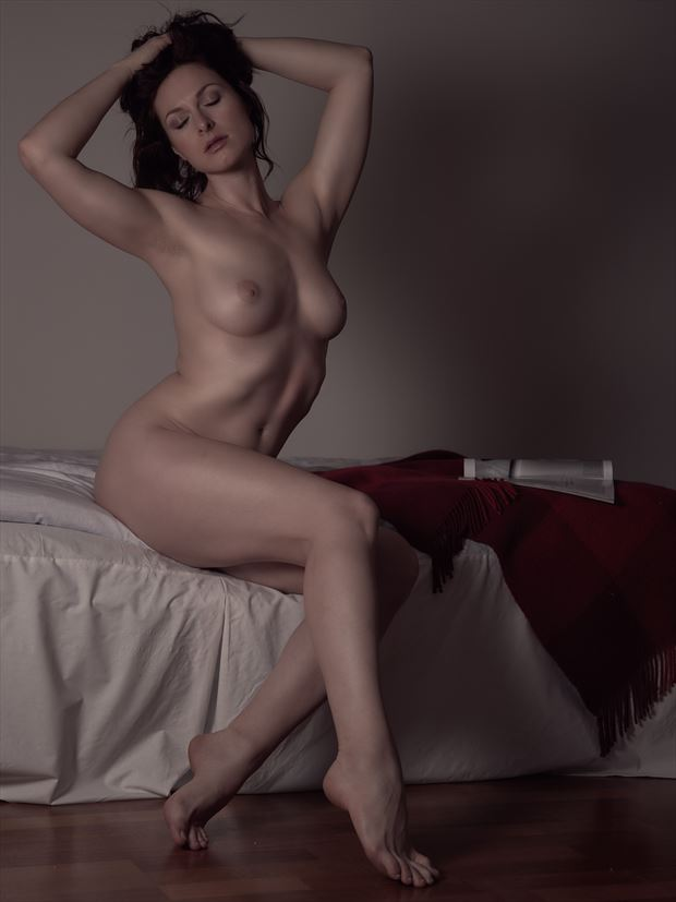 artistic nude studio lighting photo by photographer patriks