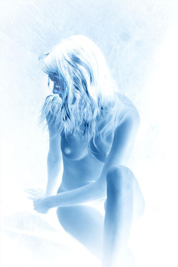 artistic nude studio lighting photo by photographer pblieden