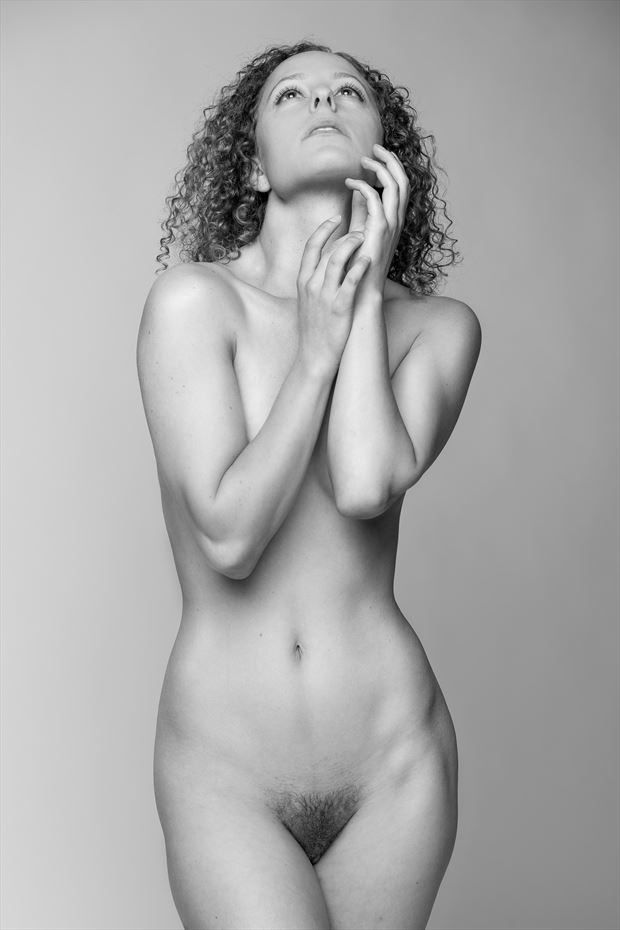 artistic nude studio lighting photo by photographer ralph anderson
