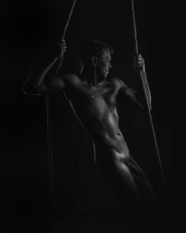 artistic nude studio lighting photo by photographer rdp