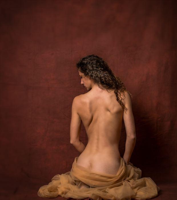artistic nude studio lighting photo by photographer shawn crowley