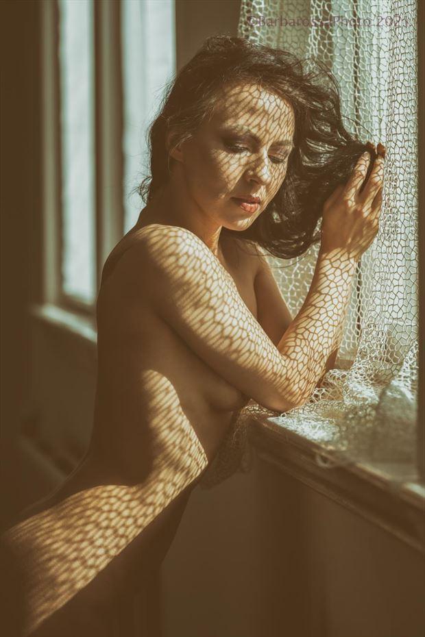 artistic nude surreal artwork by model xxblackswannxx