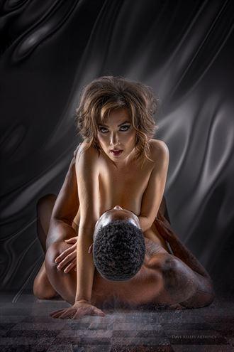 artistic nude surreal artwork by photographer dk artistics