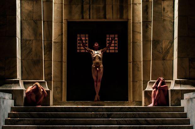 artistic nude surreal photo by photographer goadken