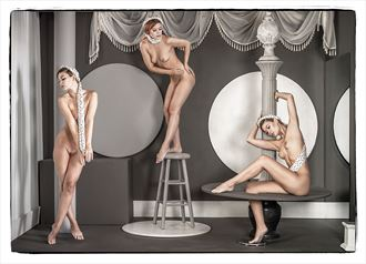 artistic nude surreal photo by photographer thomas sauerwein