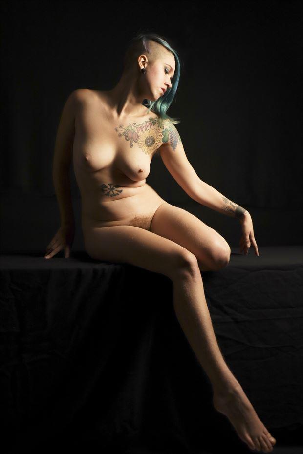 artistic nude tattoos artwork by artist unicorn